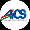 associaizone italiana cultura e sport logo